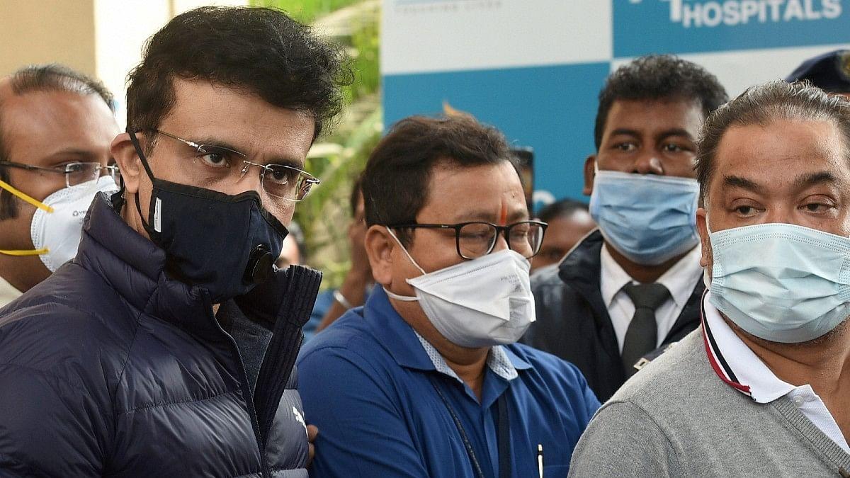 BCCI अध्यक्ष सौरभ गांगुली को मिली अस्पताल से छुट्टी, एक महीने में दो बार हुई एंजियोप्लास्टी
