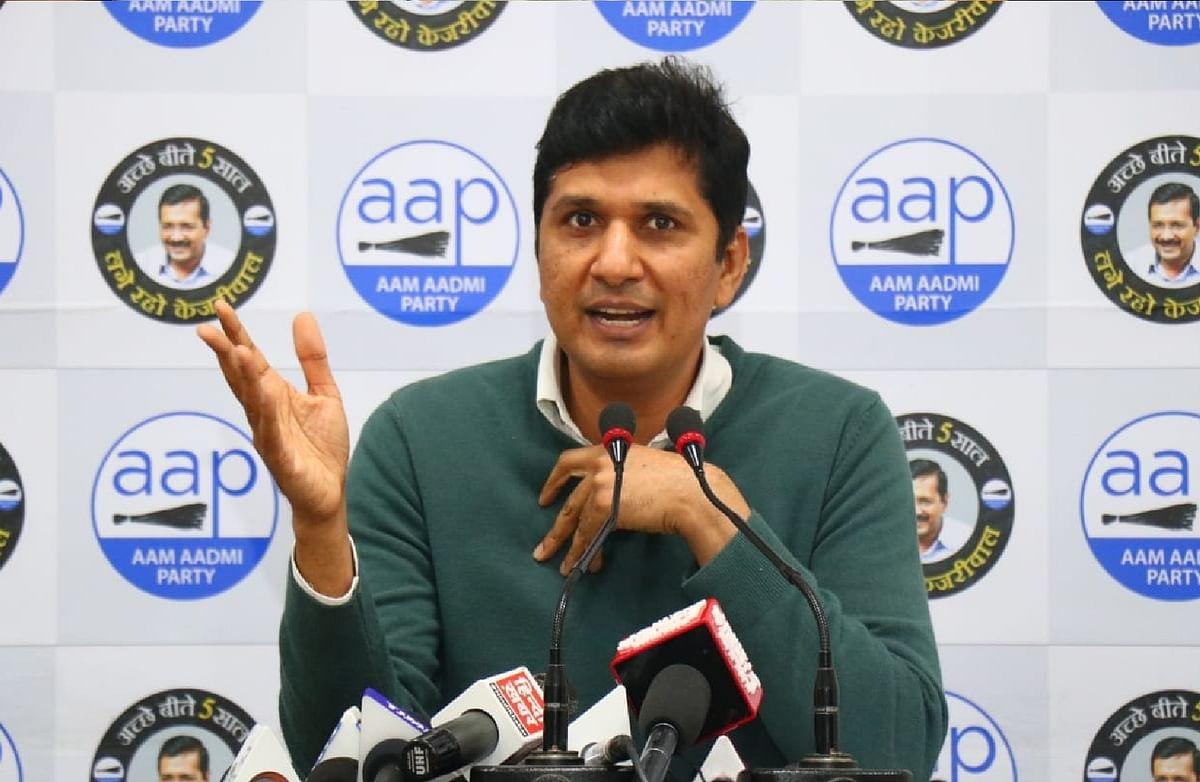 दिल्ली में आम आदमी पार्टी चला रही है एमसीडी पोल खोल अभियान, 42 विधानसभा में 61 स्थानों पर चली बैठक