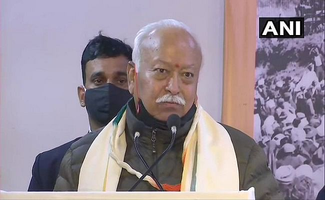 गांधी जी ने कहा था मेरी देशभक्ति मेरे धर्म से निकलती है, कोई हिंदू भारत विरोधी नहीं हो सकता : RSS प्रमुख