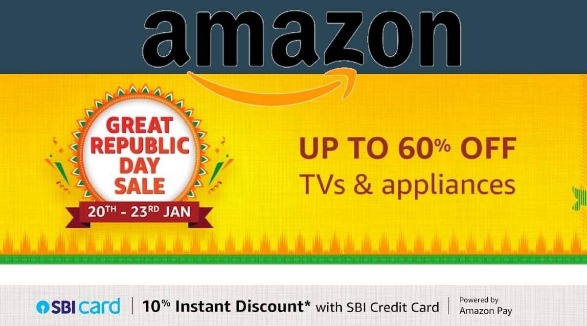 Amazon Great Republic Day Sale: अमेजन पर सेल 20 जनवरी से, आधे दाम पर फोन खरीदने का मौका
