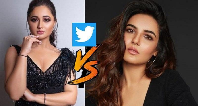 ट्विटर पर भिड़ीं दो 'Naagin', जानिए क्यों शुरु हुआ Bigg Boss की एक्स कंटेस्टेंट Jasmin Bhasin और Rashami Desai के बीच सोशल वॉर