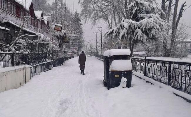 Weather Forecast : कश्मीर घाटी में आठ साल से नहीं पड़ी इतनी कड़ाके की ठंड, तापमान माइनस 7.8 डिग्री तक गिरा