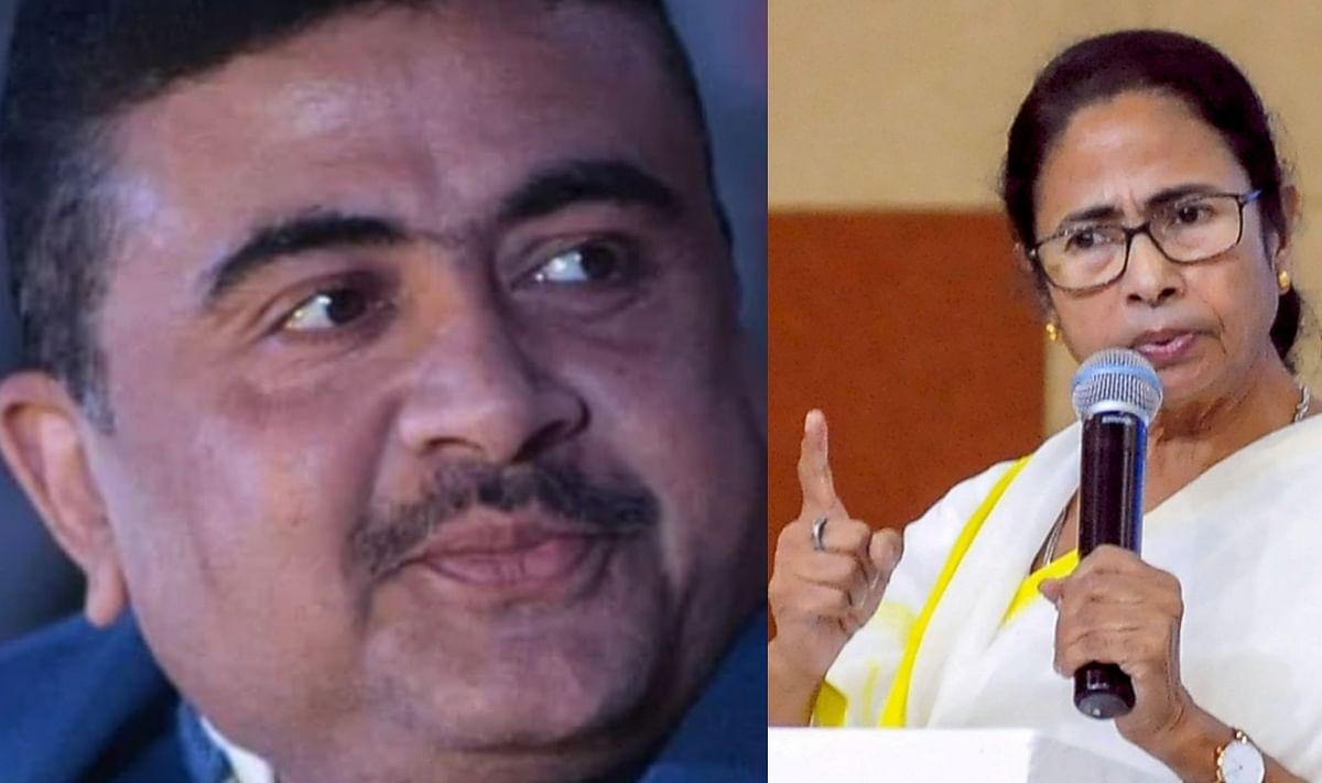 Bengal Election 2021: नंदीग्राम में शुभेंदु की गाड़ी पर हमला, TMC कार्यकर्ताओं पर आरोप, शेख सूफियान पर बयान से विरोध