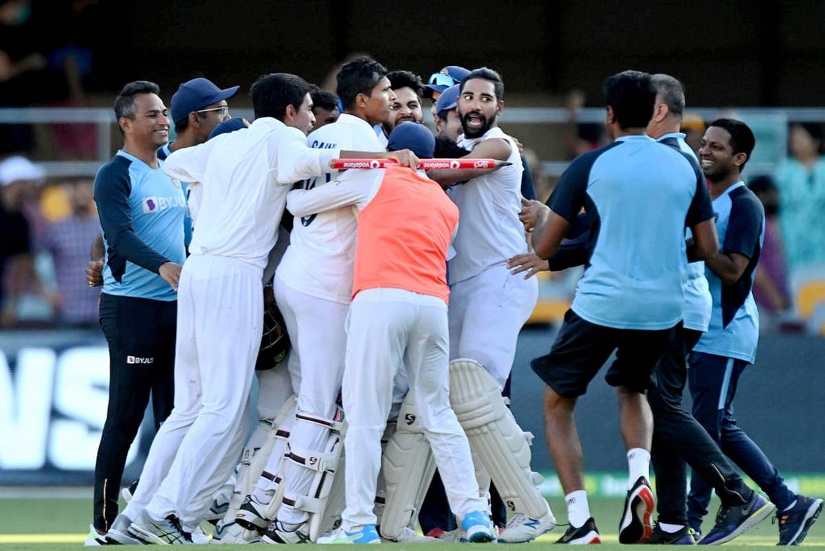 IND vs AUS Win Social Reaction : 'यह नया भारत है, घर में घुसकर मारता है', टीम इंडिया की ऐतिहासिक जीत पर बोले सहवाग, जानें दिग्गजों ने क्या कहा ?