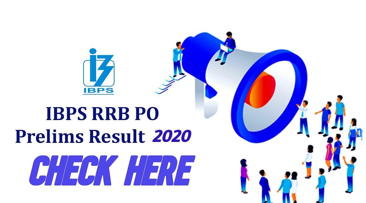 Sarkari Naukri, IBPS RRB PO Result 2020: आईबीपीएस द्वारा जारी ग्रामीण बैंक पीओ पीटी का रिजल्ट, यहां देखें अपना परिणाम