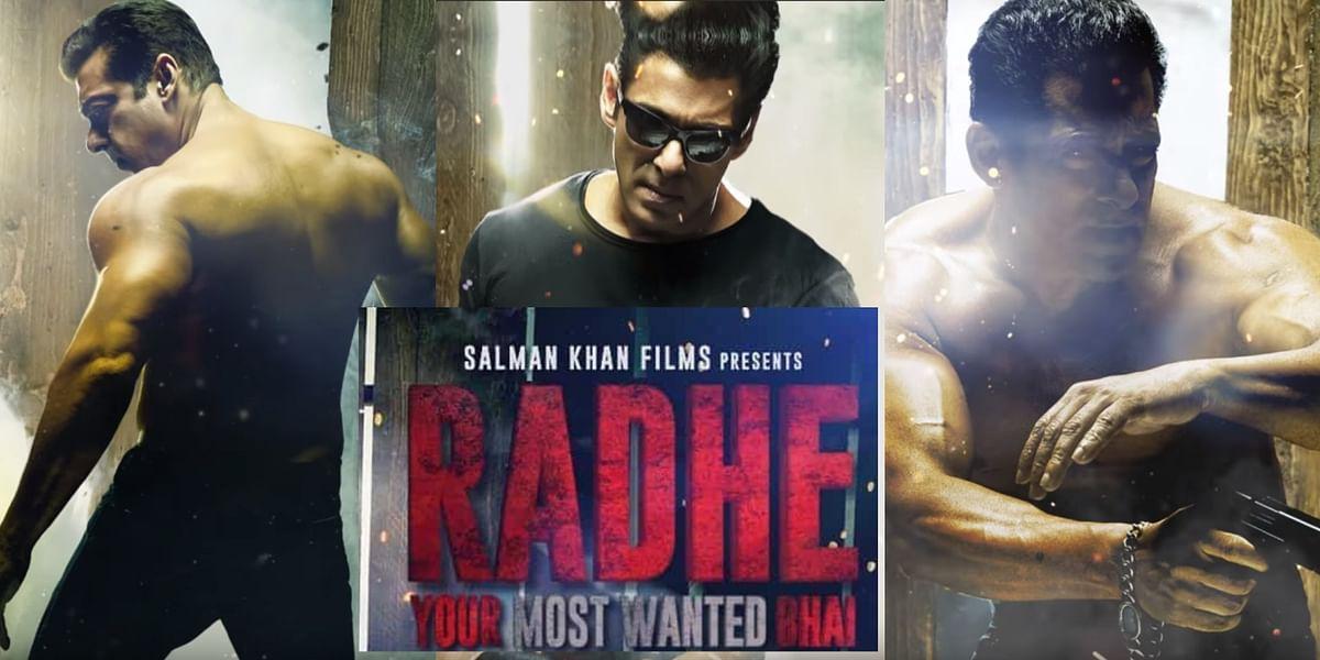 Salman Khan को सिनेमाघरों में देखने के लिए बेताब दर्शकों को लिए अच्छी खबर, Radhe को थियेटर में रिलीज करने की अपील