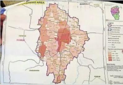 126 साल बाद बिहार के इस शहर का बदलेगा भूगोल, नगर पर्षद ने क्षेत्रफल बढ़ाने भेजा प्रस्ताव, ये इलाके होंगे शामिल