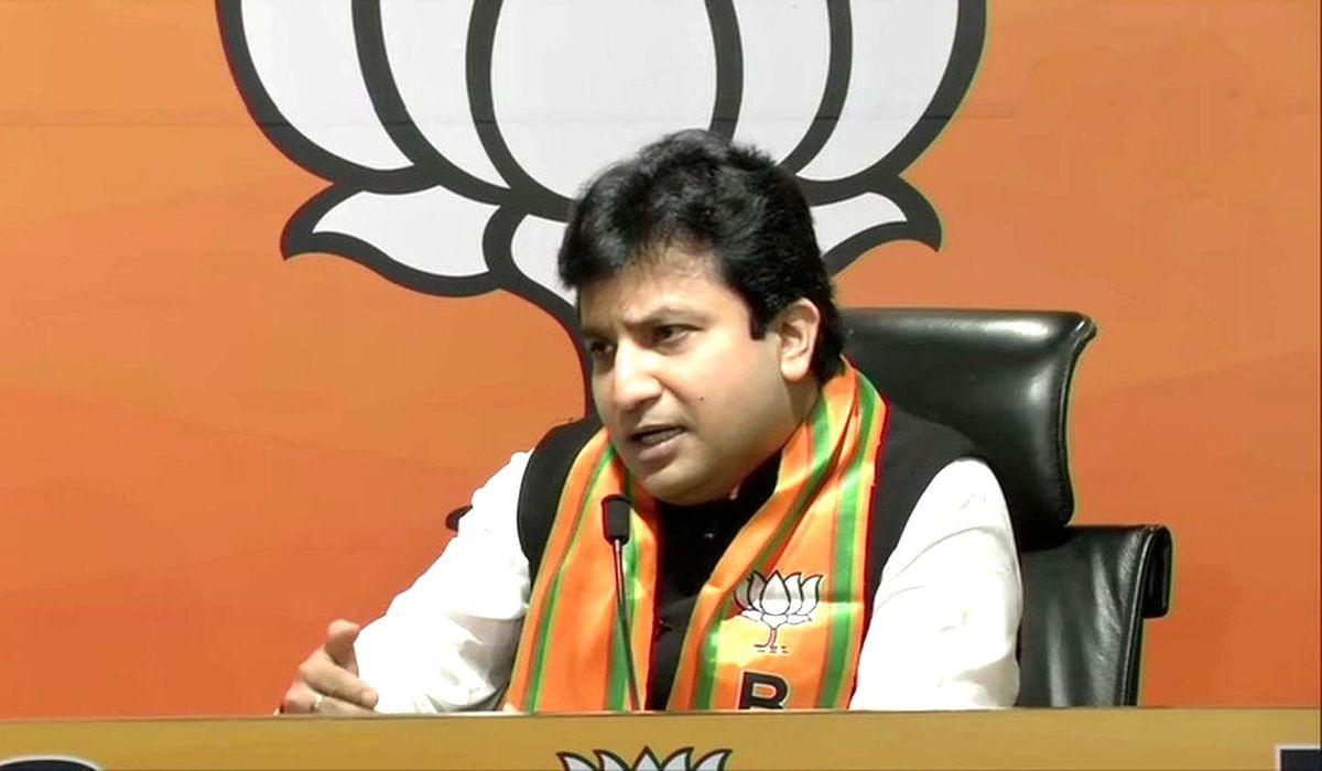 ममता को फिर झटका: कांग्रेस के टिकट पर विधायक बने अरिंदम भट्टाचार्य तृणमूल छोड़कर भाजपा में शामिल