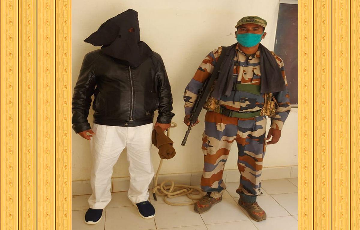 Crime News : गुमला में इंटर स्टेट पशु तस्कर सरगना नईम ने खोले कई राज, जानें नेता और पुलिस अधिकारियों के साथ आरोपी का कनेक्शन
