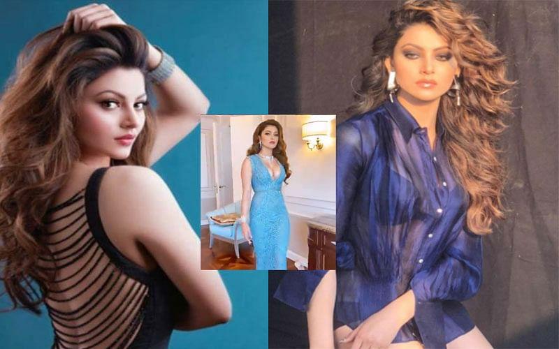 Urvashi Rautela ने ब्लू कलर के आउटफिट में मचाई धूम, नए ड्रेस की कीमत में तो . . .