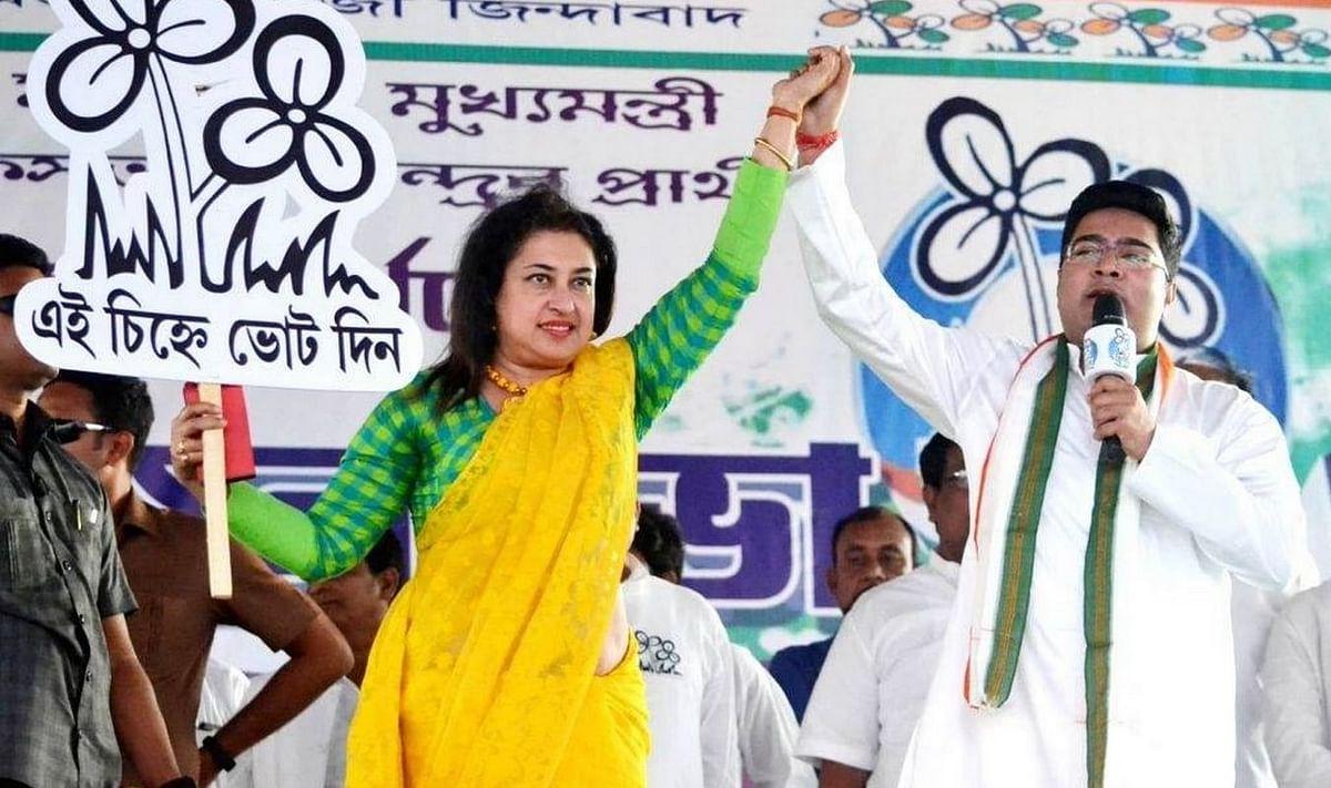 ममता बनर्जी की पार्टी तृणमूल कांग्रेस से नाराजगी के बाद शताब्दी रॉय ने समर्थकों को दिया ये संदेश