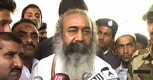 कांग्रेस को अगामी विधानसभा चुनाव में मुख्यमंत्री के लिए ब्राह्मण चेहरा उतारना चाहिए : कल्कि पीठाधीश्वर