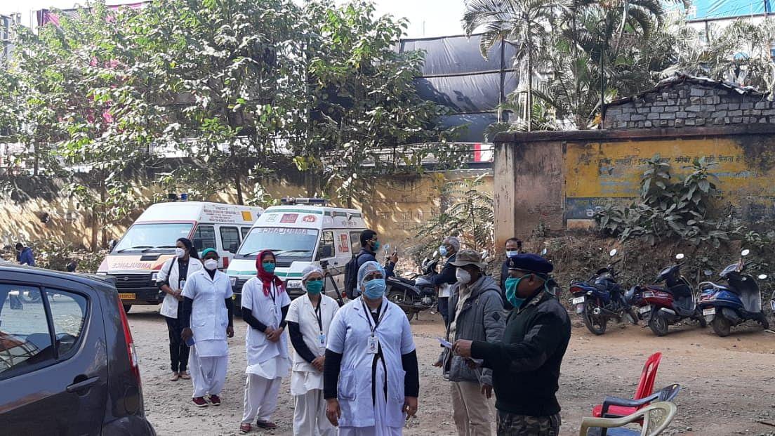 Corona Vaccine in Bihar : कोरोना वैक्सीनेशन का ड्राई रन कल, सुबह नौ बजे से होगा शुरू मॉकड्रिल