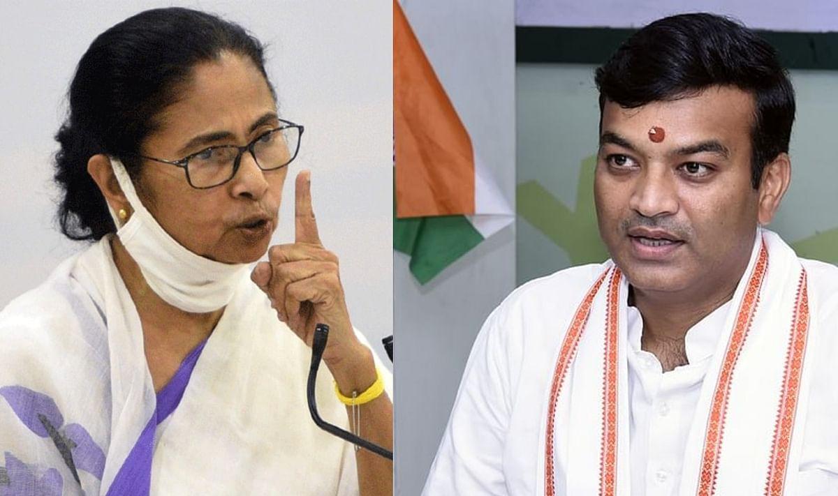 उत्तर प्रदेश के मंत्री आनंद स्वरूप ने बंगाल की मुख्यमंत्री ममता बनर्जी को बताया 'इसलामी आतंकवादी'