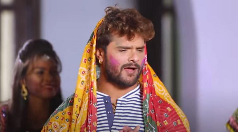 हाय सर्दी, हाय सर्दी... Khesari Lal Yadav के इस भोजपुरी डांस नंबर को देखकर छूट जाएंगे पसीने, VIDEO