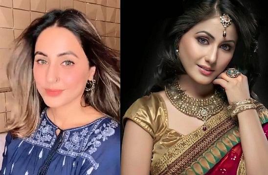 Naagin एक्ट्रेस Hina Khan को हुआ 'दूजी वार प्यार', वीडियो में दिखी एक्ट्रेस के चेहरे की चमक