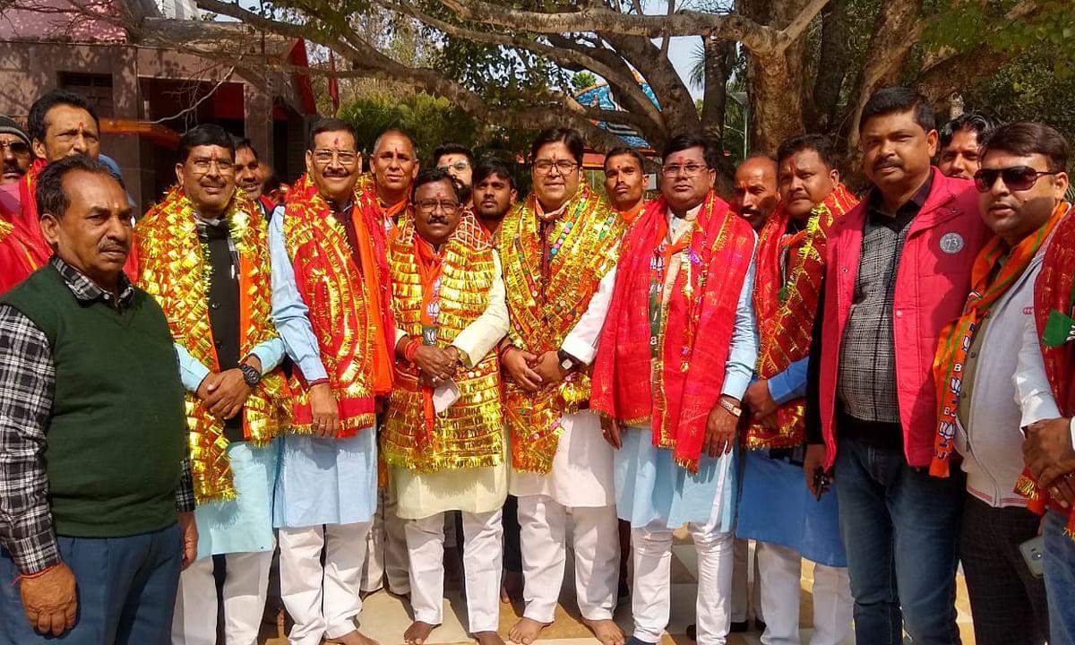 झारखंड में 'ऑपरेशन लोटस' पर भाजपा का पलटवार, दीपक बोले- हेमंत सरकार के खिलाफ पार्टी नहीं चला रही कोई अभियान