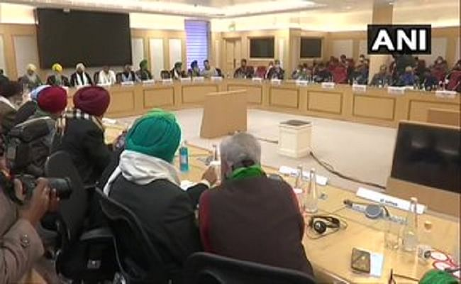 Farmers Protest : किसानों के साथ 8वें दौर की बैठक बेनतीजा खत्म, सरकार ने कहा- अब सुप्रीम कोर्ट ही करेगा फैसला