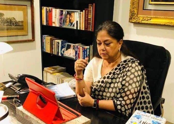 राजस्थान बीजेपी में वसुंधरा कैंप ने खोला मोर्चा, सतीश पूनिया की नसीहत- 'अनुशासनहीनता बर्दाश्त नहीं'