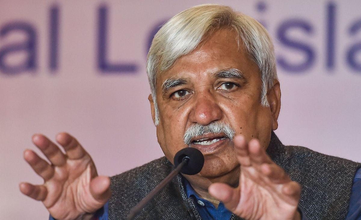 West Bengal Election 2021: चुनाव में धनबल-बाहुबल बर्दाश्त नहीं, कोलकाता में बोले मुख्य चुनाव आयुक्त