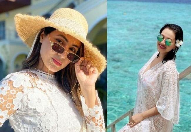 'Anupama' की 'काव्या' ने बिकिनी में कराया बोल्ड फोटोशूट, 'तूफानी सीनियर' हिना खान ट्रांसपेरेंट ड्रेस में दिखीं काफी स्टाइलिश