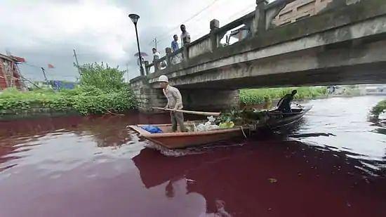 10 करोड़ लोगों के घर जहरीला पानी सप्लाई हो गया, चीन में लाखों जान अब खतरे में