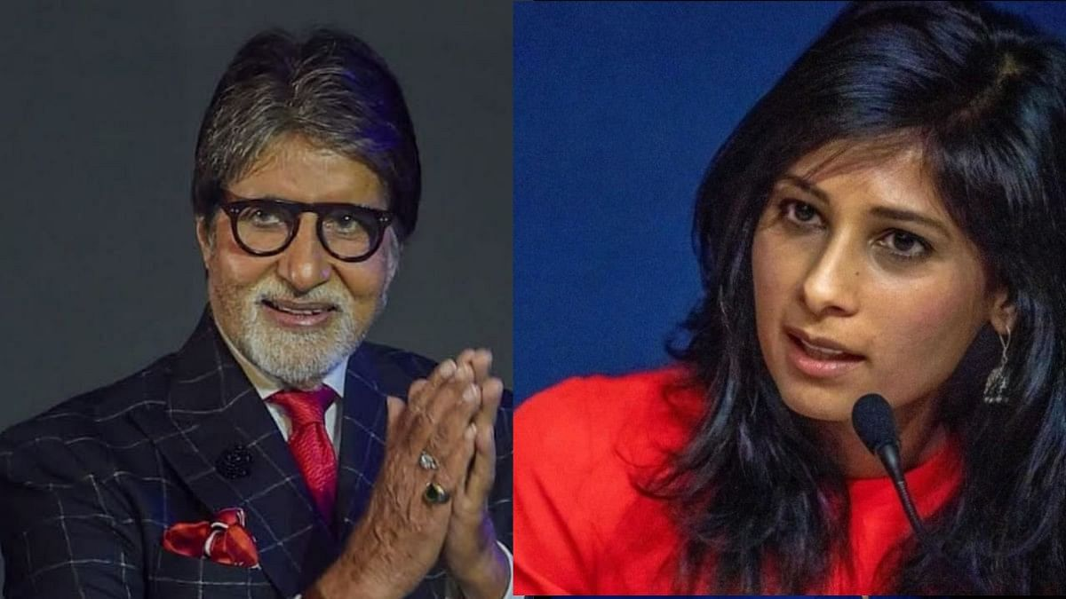 KBC 12: अमिताभ बच्चन ने की गीता गोपीनाथ की तारीफ, जानिए महानायक ने ऐसा क्या कहा IMF की चीफ इकोनॉमिस्ट के बारे में जो होने लगे ट्रोल