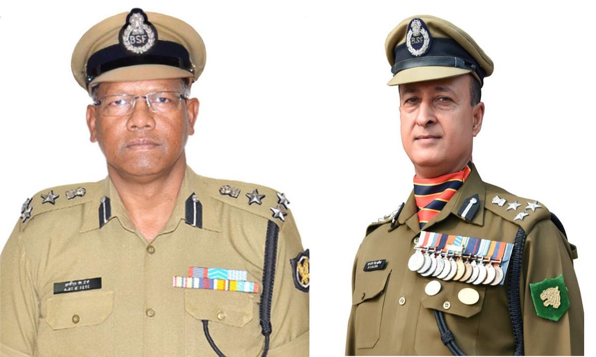 BSF के 2 पुलिस अधिकारी राष्ट्रपति पुलिस पदक से सम्मानित, रांची के अजीत टेटे को दूसरी बार मिला सम्मान