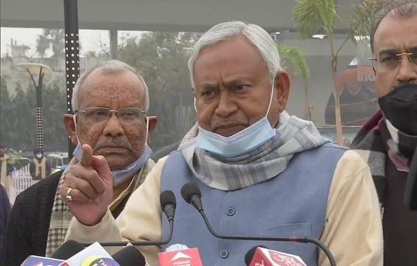 Bihar News: बिहार में कानून व्यवस्था के सवाल पर CM Nitish Kumar बोले- जंगलराज में क्या हुआ था...