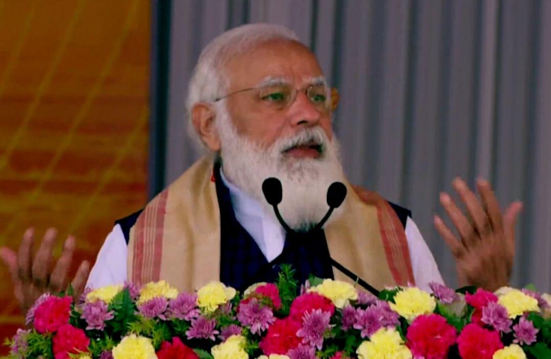 असम के 2 लाख से ज्यादा जनजातीयों को मिल चुका है जमीन का पट्टा, गरीबों का विकास हमारी प्राथमिकता : PM मोदी