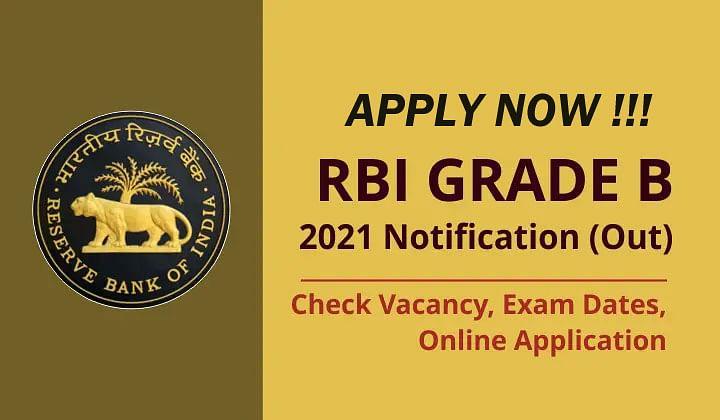 Sarkari Naukri, RBI Grade B 2021:  भारतीय रिजर्व बैंक ने निकाली 300 से ज्यादा पदों के लिए नियुक्ति, ऐसे करें अप्लाई