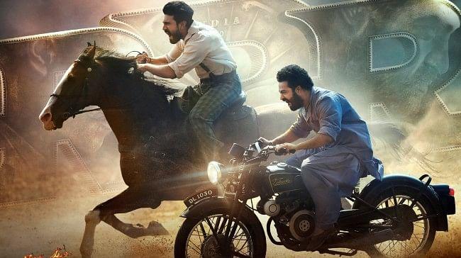 Bollywood Latest News Live Update : फिल्म 'RRR' इस दिन होगी रिलीज