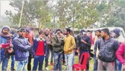 Bihar Police Constable Exam Date Sarkari Naukri : बिहार में सिपाही भर्ती परीक्षा के दौरान कई जगहों पर हुआ हंगामा, खगड़िया में 21 परीक्षार्थी कॉपी लेकर फरार
