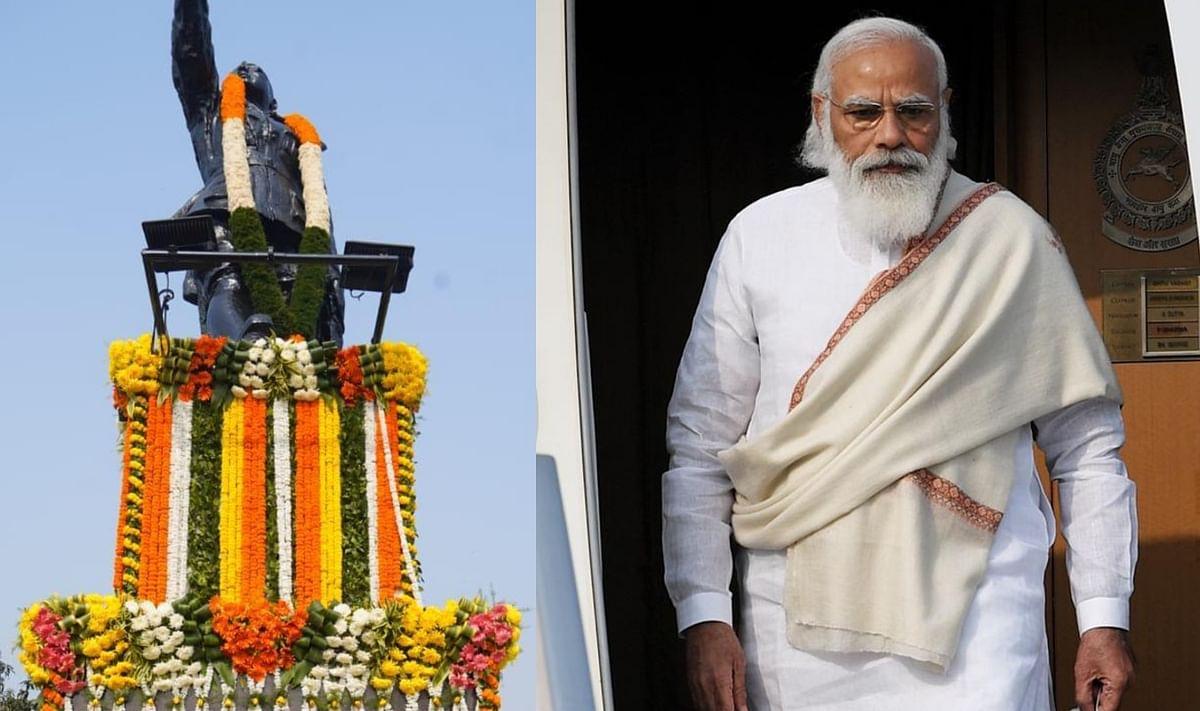 Parakram Diwas: 56 साल बाद 23 जनवरी को कोलकाता में नेताजी को श्रद्धांजलि देकर पीएम मोदी ने बनाया ये रिकॉर्ड
