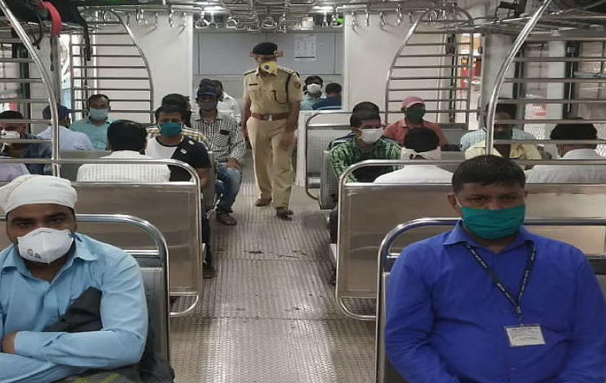 मुंबई हुआ Unlock, चलेगी लोकल ट्रेन लेकिन सफर नहीं कर पायेंगे आम लोग, जानें और क्या खुला