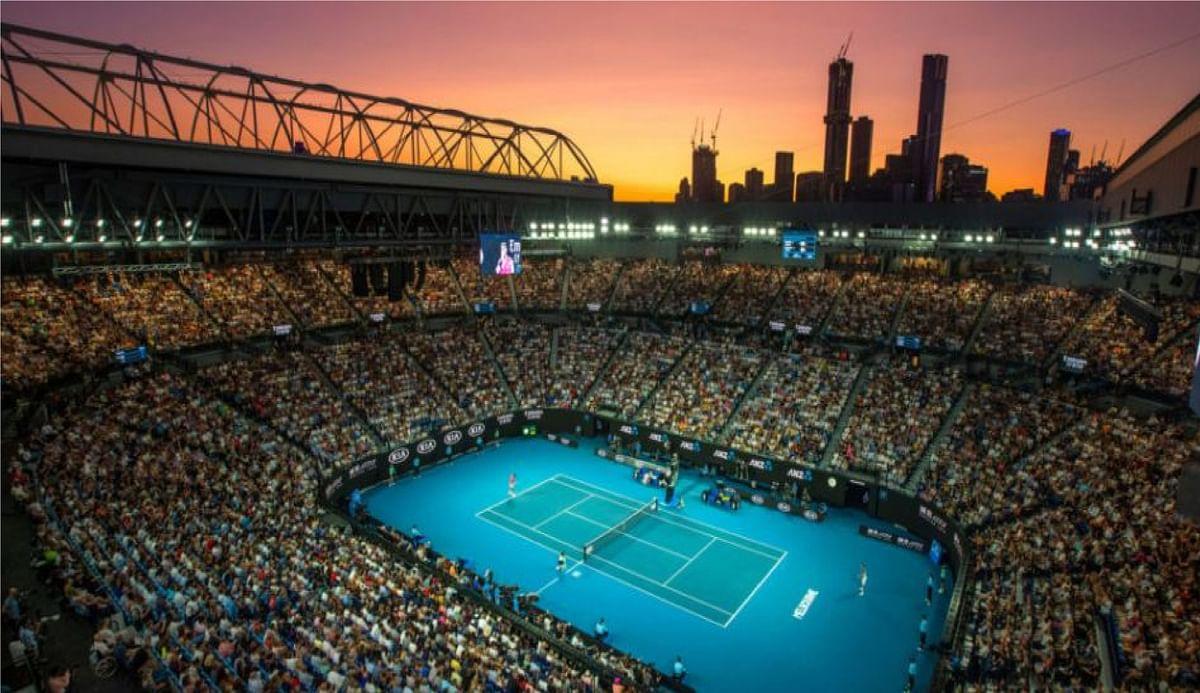 Australian Open : ऑस्ट्रेलियाई ओपन पर कोरोना का साया, शुरू होने से पहले ही तीन हुए पॉजिटिव
