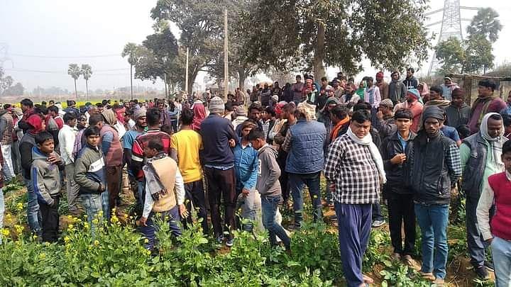दाउदनगर में किसान की पीट-पीट कर हत्या, दो दिनों के अंदर तीसरी हत्या से दहशत का माहौल
