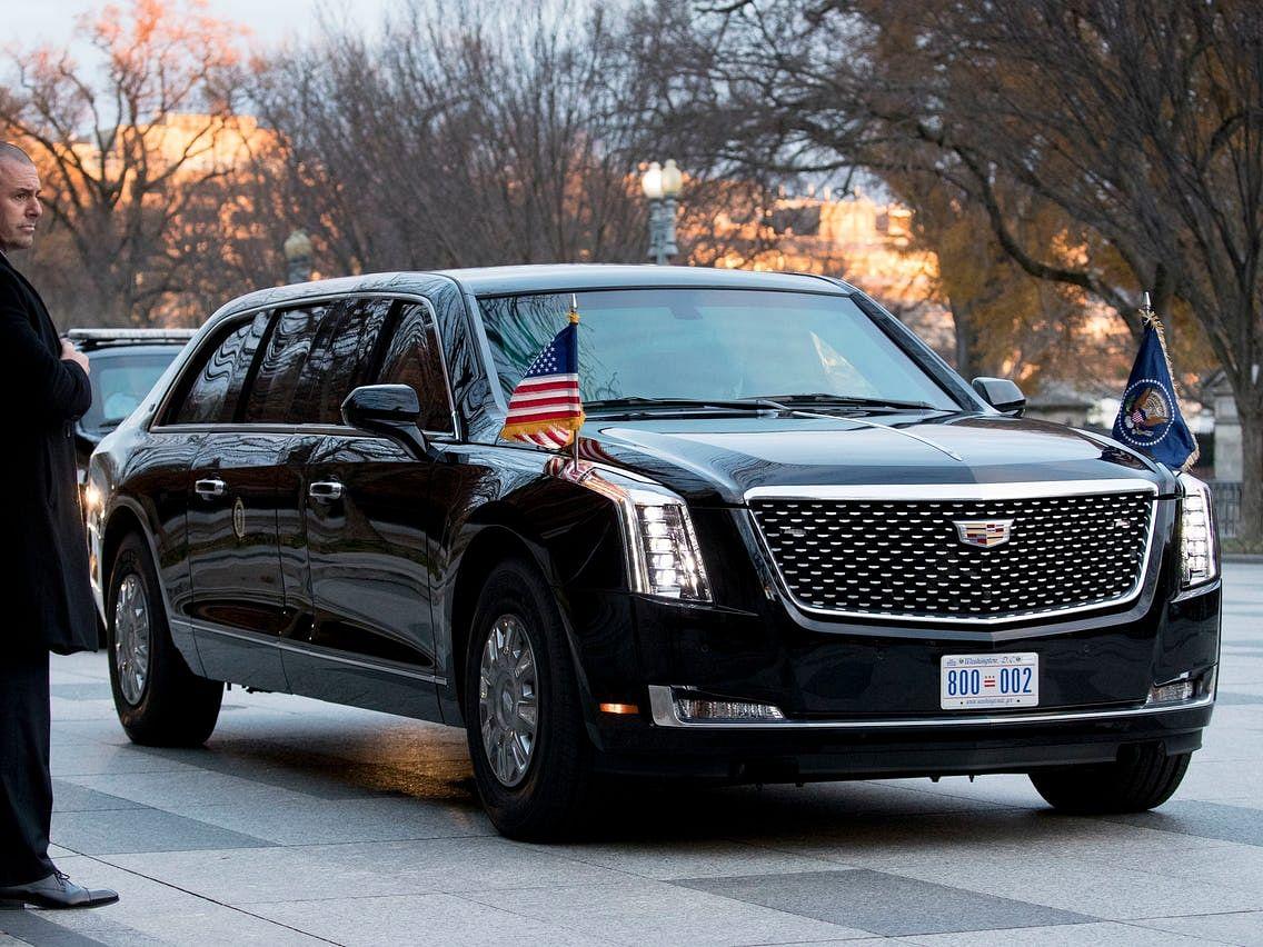 US President बनते ही Joe Biden को मिली The Beast, किसी टैंक से कम नहीं यह Limousine Car