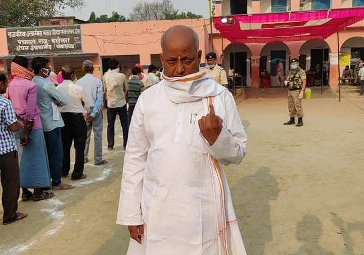 Bihar News : Lalu Yadav के गढ़ में लहराया था नीतीश का परचम, अब JDU का प्रदेश अध्यक्ष बनाने के कयास, जानिए रामसेवक सिंह के बारे में...