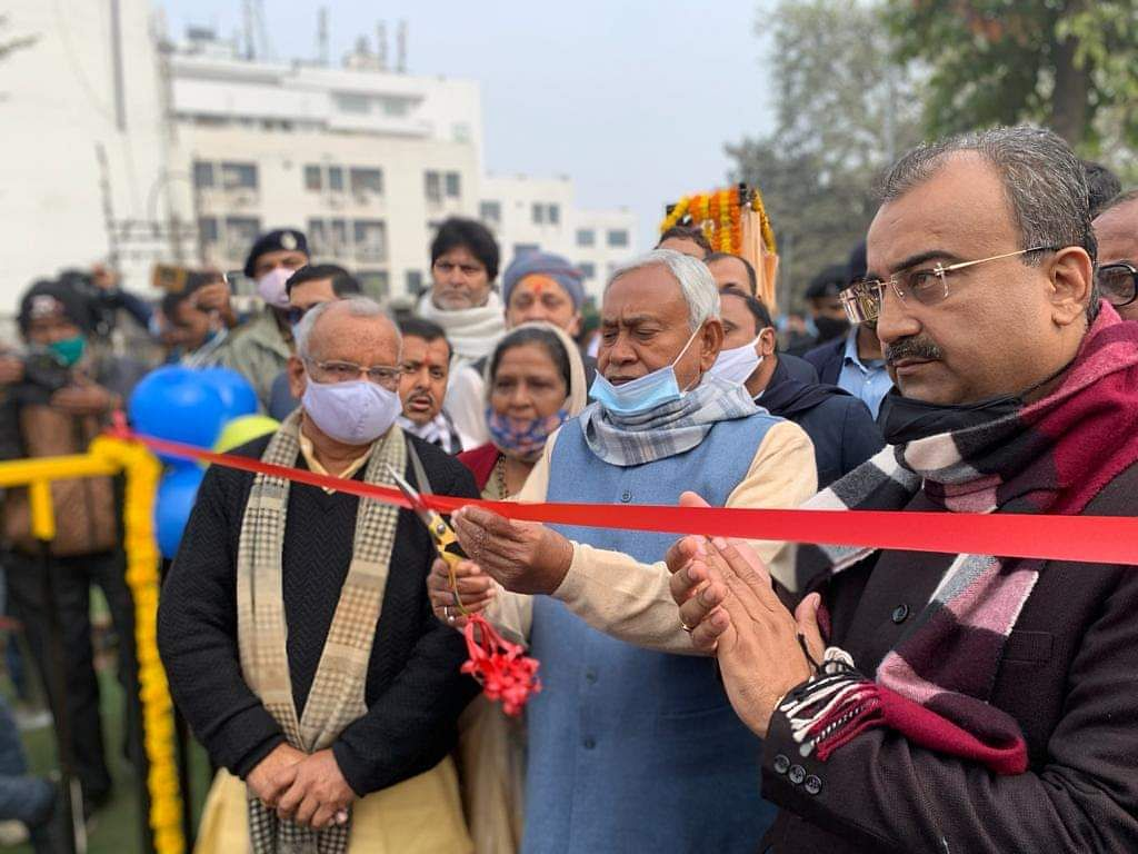 Bihar News: राजगीर में वेणुवन और घोड़ाकटोरा पार्क का उद्घाटन, CM नीतीश के इस ड्रीम प्रोजेक्ट की जानें खासियत