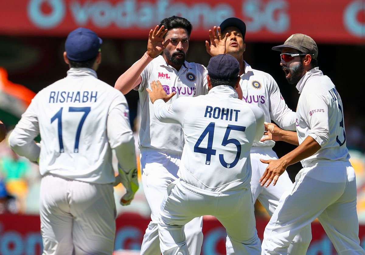 IND 60/2, India vs Australia LIVE Score 4th Test Day 2: भारत को लगा बड़ा झटका, रोहित शर्मा 44 बना कर आउट