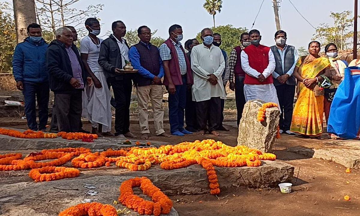 टकरा में हॉकी स्टेडियम व तीरंदाजी एकेडमी के लिए राशि की घोषणा, अर्जुन मुंडा बोले- खूंटी की मिट्टी को मिली है अंतरराष्ट्रीय पहचान