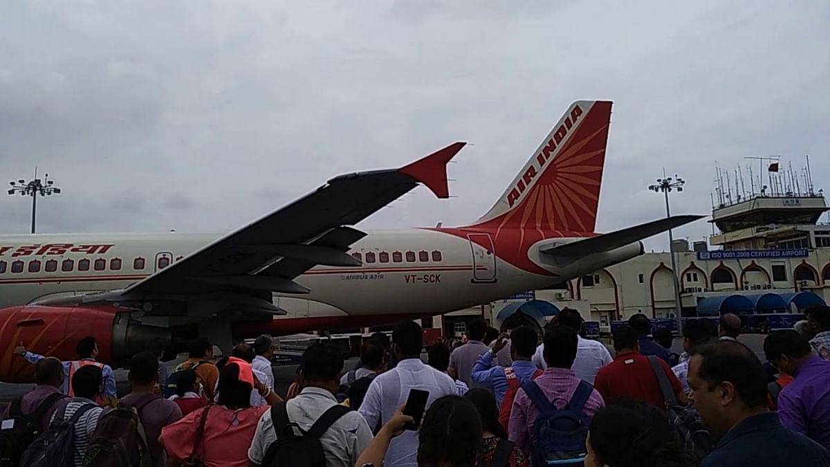 जम्मू में ड्रोन अटैक के बाद पटना एयरपोर्ट पर अलर्ट जारी, बढ़ा दी गयी सुरक्षा