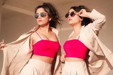 The Kapil Sharma Show फेम 'चिंकी मिंकी' ने 'छलिया छलिया' सॉन्ग पर किया जबरदस्त डांस, आपने देखा क्या ये VIDEO?