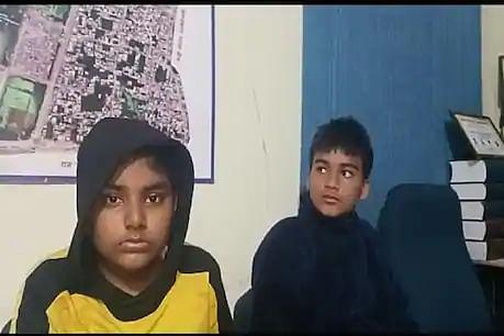 नेपाल से अगवा दो छात्र पटना में बरामद, पुलिस देख भागे अपहरणकर्ता
