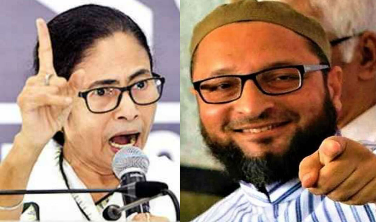 Bengal Chunav 2021: ओवैसी पर भड़कते हुए ममता बनर्जी ने बताया अपना धर्म, कहा-हिंदू हूं, रोज चंडीपाठ करती हूं