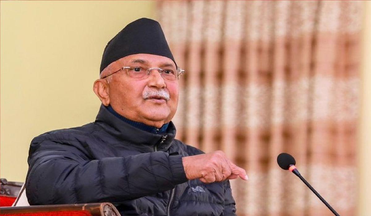 नेपाल के प्रधानमंत्री ओली को अपनी ही पार्टी ने दिखाया बाहर का रास्ता, प्रचंड ने भारत पर लगाया गंभीर आरोप