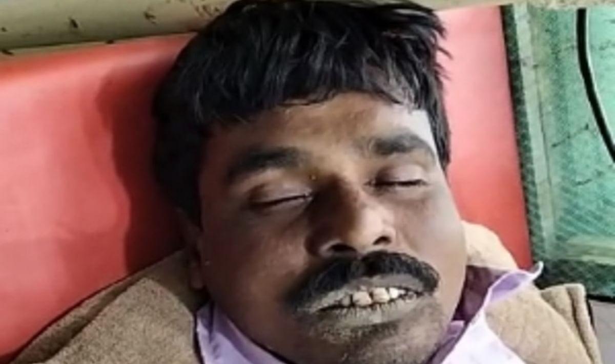 बंगाल में तृणमूल नेता की पीट-पीटकर हत्या, भाजपा पर लगा आरोप