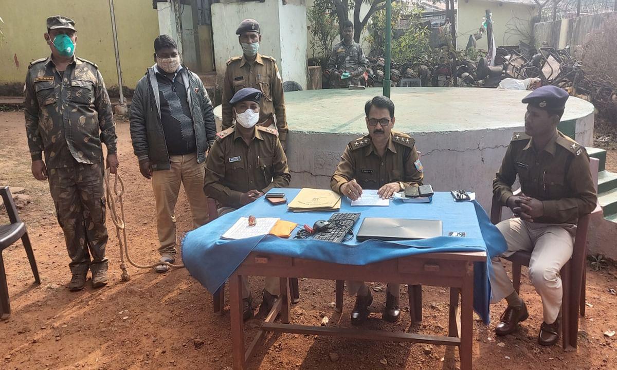 किरीबुरु में SBI के 8 ग्राहकों से लाखों रुपये का फर्जीवाड़ा, जानें मास्टरमाइंड की कैसे हुई गिरफ्तारी