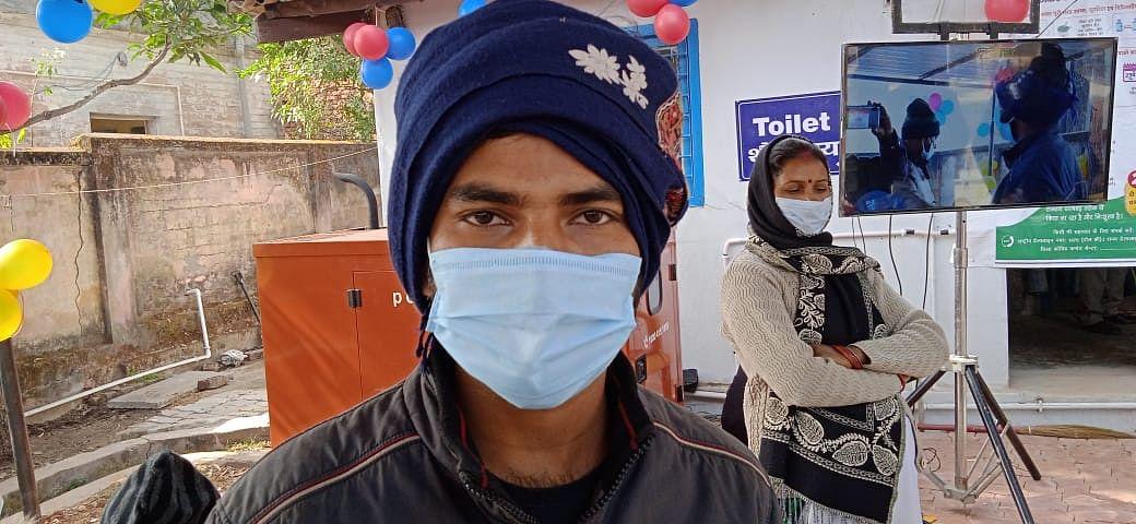 अभिषेक शर्मा को पहला टीका